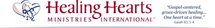 Healing Hearts Ministries Internaional [LOGO]