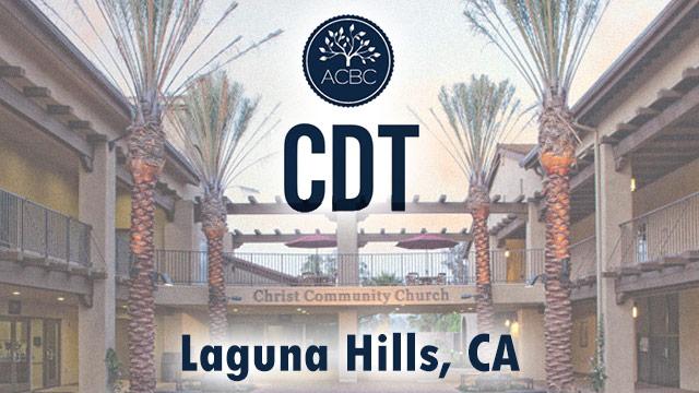 CDT Laguna Hills 2018