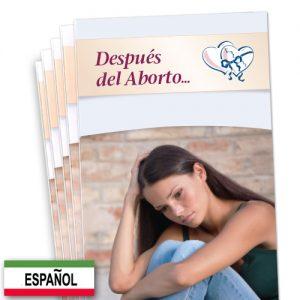 Después del Aborto brochure